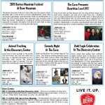 Big Bear Events – What's Up!