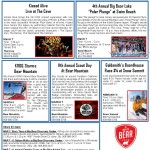 Big Bear Events This Weekend