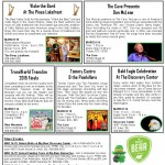 Big Bear – What's Up This Weekend