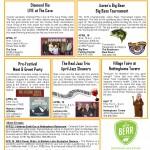 This Weekend in Big Bear 4-17-2015