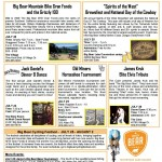 What's Up This Weekend in Big Bear