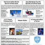 What's Up In Big Bear-Resort Opening Day
