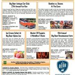 Big Bear Weekend Events