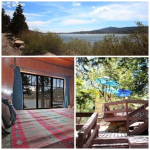 Searching Zillow for Big Bear cabins for sale