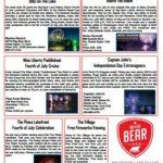 Tuesday, July 4th – a Blast in Big Bear