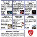 Big Bear: Fathers Day Weekend June 15-17 2017