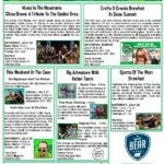 Big Bear: July 21-23 – What's Up