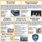 Big Bear Fun Run, It's Car Show Weekend!