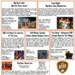 Big Bear Whats Up 10-27 – 10-29 2017