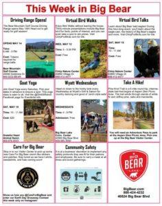Big Bear: Golf, Wyatt Wednesdays and Glorious Hikes